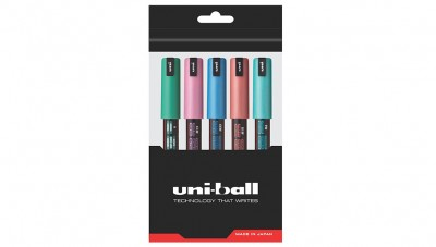 Pick up any 5 pcs of Uni POSCA PC 1MR @ Rs 499 /-
