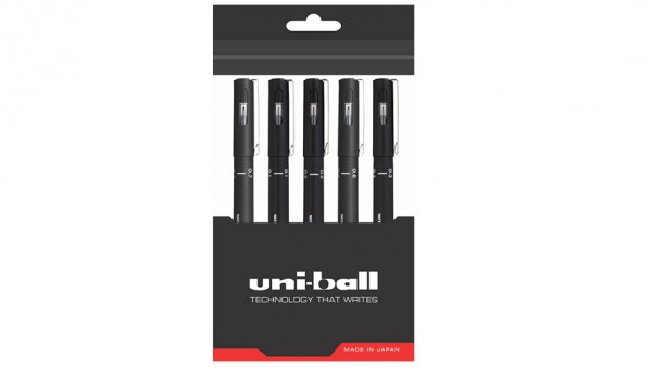 Pick up any 5 Unit of Uni Pin Fine Liner Markers @ Rs 349 /-