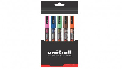 Pick up any 5 Unit of Uni POSCA 3M @ Rs 499 /-