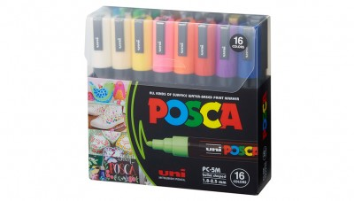 POSCA - PC 5M - 16 Colours