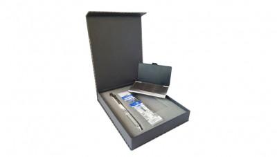 MSXE 1000 Pen + Card Holder + Refill